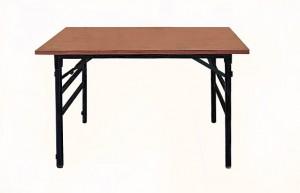テーブル 合板 切抜き 1