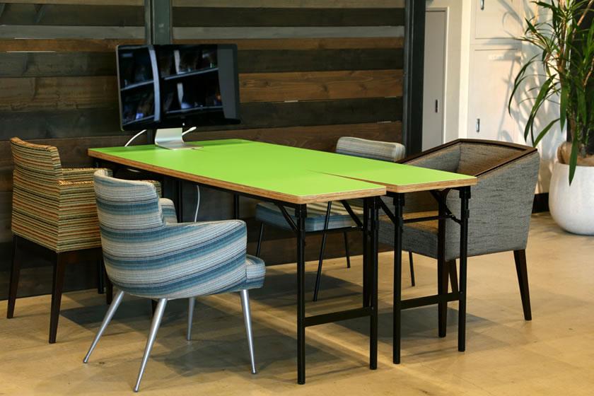 オーダーメイドで作る折りたたみテーブル専門店