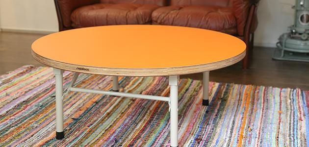 ローテーブル - 丸形