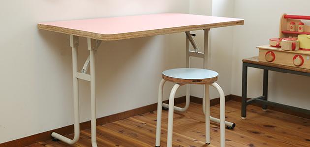 ワークテーブル - 角形