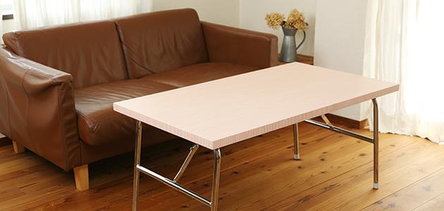 ソファーテーブル - 角形